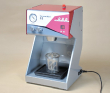 Dental lab Vacuum Mixer
